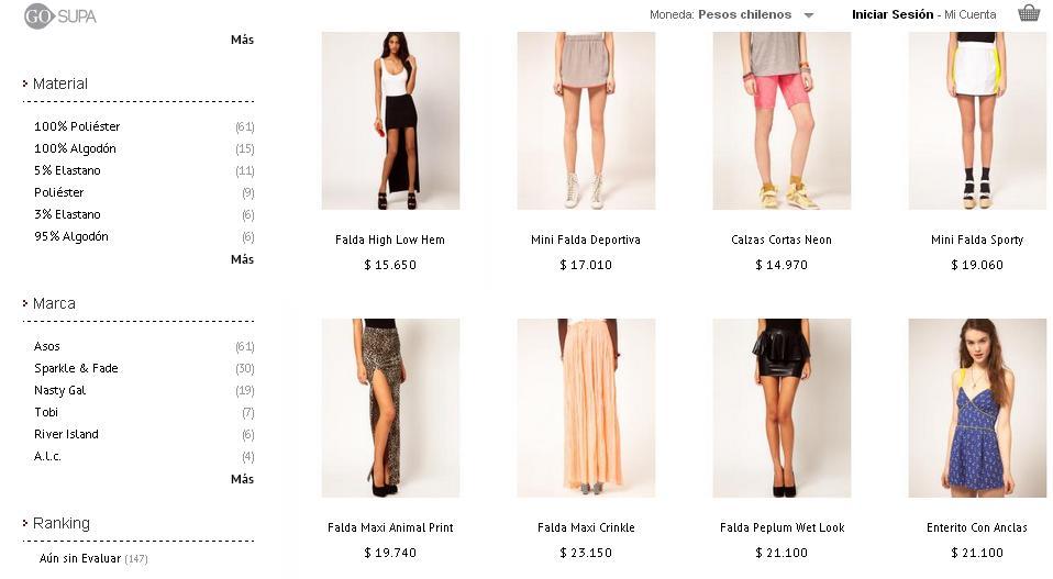 La moda online de C&A está pensada para ti, para que disfrutes cada momento con cómodos looks y vayas siempre a la última. Moda online en C&A para todos En C&A creemos que todo el mundo debe disfrutar de la moda y del confort a partes iguales.